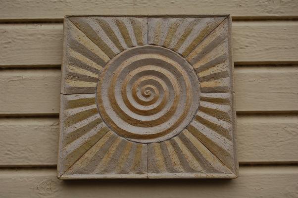 keramik relief Helén Wikforss keramik relief